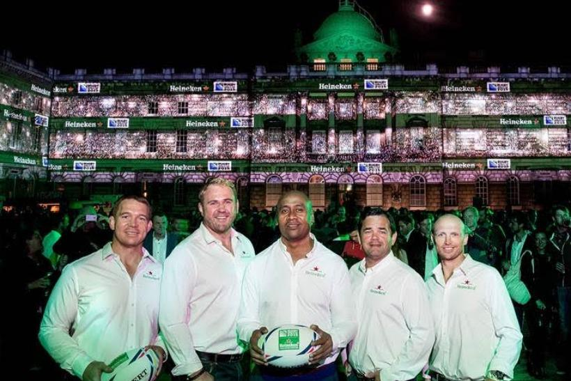 .@Heineken_UK transforms London landmark into a virtual rugby stadium for @rugbyworldcup http://t.co/wDVA7XjvKl http://t.co/SIEuoqBTQ3
