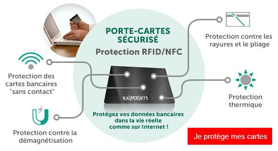 Kaspersky Lab France On Twitter Découvrez Notre PorteCartes Anti - Porte cartes sécurisé protection rfid nfc