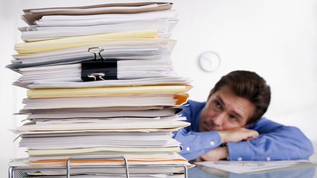 Lavoro: stress e stanchezza sono i nemici