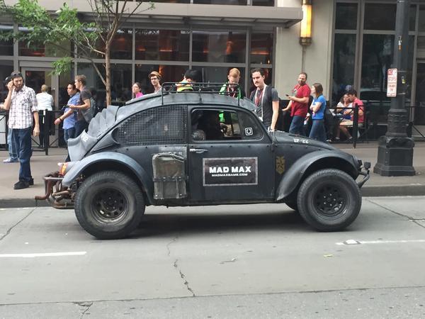 Uber Edición Coches De Mad Max Wtf Scoopnestcom