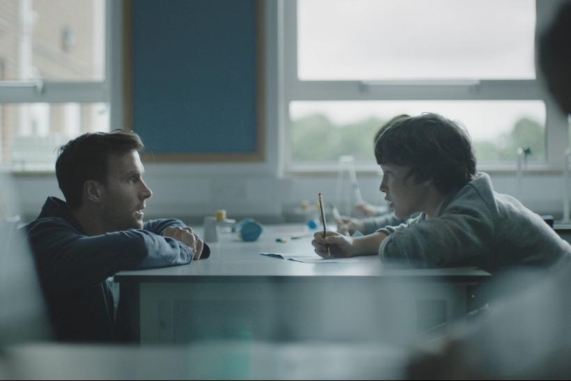 British Heart Foundation campaign emulates the heartbreak of loss http://t.co/Du5U0NEZRh @TheBHF @MarketingUK http://t.co/tvE92aIKsR
