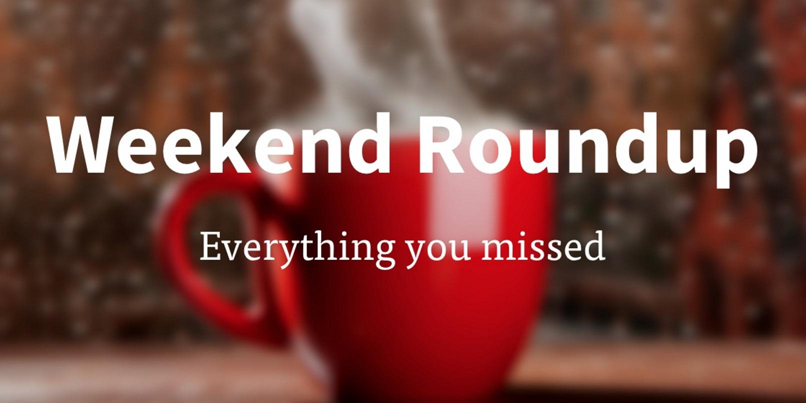 RT @TheNextWeb: Offline over the weekend? Read all the tech news you missed right here http://t.co/I2j7BnJEU1 http://t.co/UW8nXeVNmy
