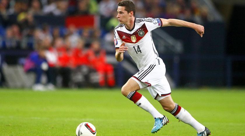 Julian #Draxler wird ein Wolf! Der Weltmeister kommt vom FC Schalke 04 zum VfL Wolfsburg.