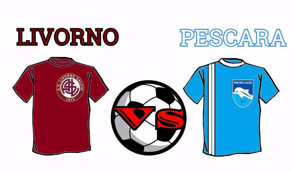Rojadirecta Livorno-Pescara come vedere Streaming Diretta TV oggi (Partite calcio Gratis Serie B)