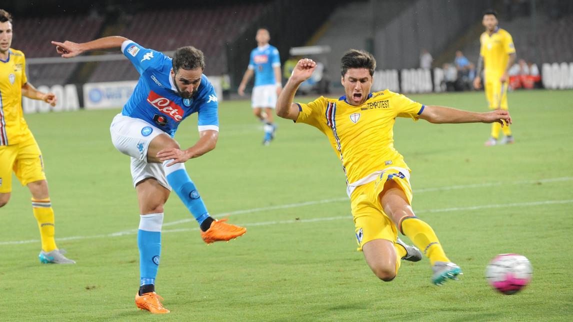 Rojadirecta: Vedere SAMPDORIA-NAPOLI Streaming Calcio Gratis e Diretta TV
