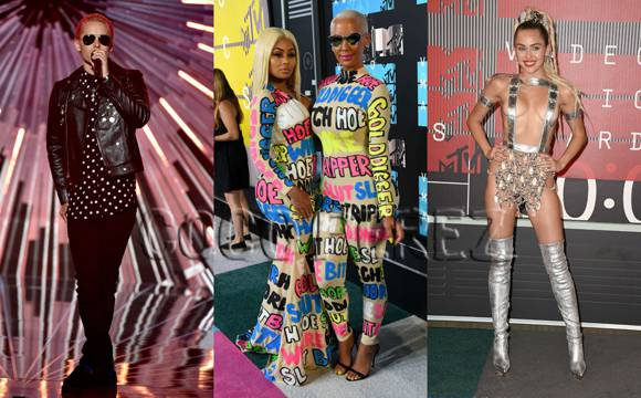 ICYMI, here are ALL of the best AND worst looks from the #VMAs! http://t.co/OMqJu5bKvh http://t.co/FNlNl9siV2