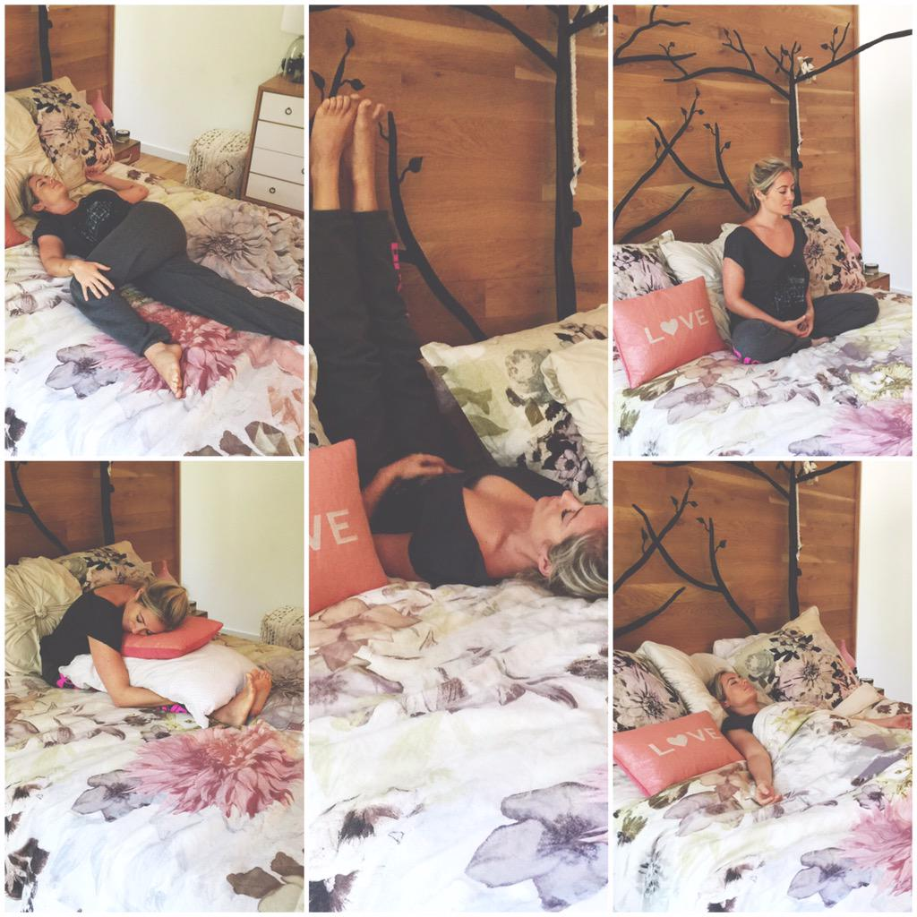 yoga for better sleep pdf