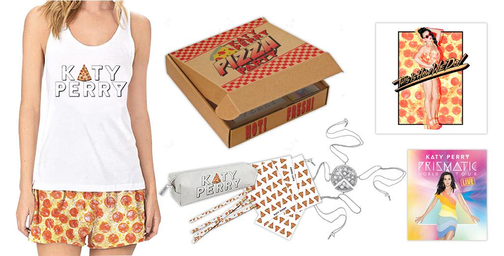 Need a hard copy for all ur next🍕pizza parties🍕?! Pre-order here NOW: http://t.co/q3gLLEsbTb #KatyPWTL http://t.co/FcUjlGtMQ2