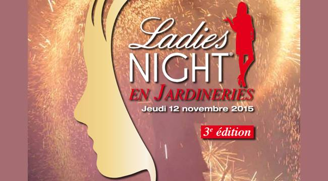 Flash -  LADIES NIGHT – URGENT – CLÔTURE DES INSCRIPTIONS http://t.co/qpU1hgRYBt