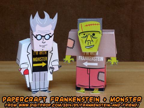Halloween Bouwplaten.Ninjatoes Papercraft On Twitter Halloween Dr