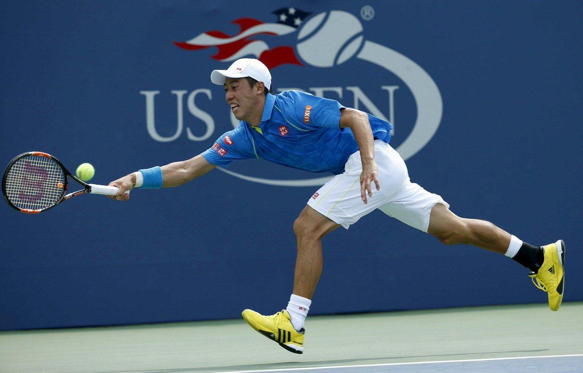 Nishikori - US Open '15 - pbs.twimg.com