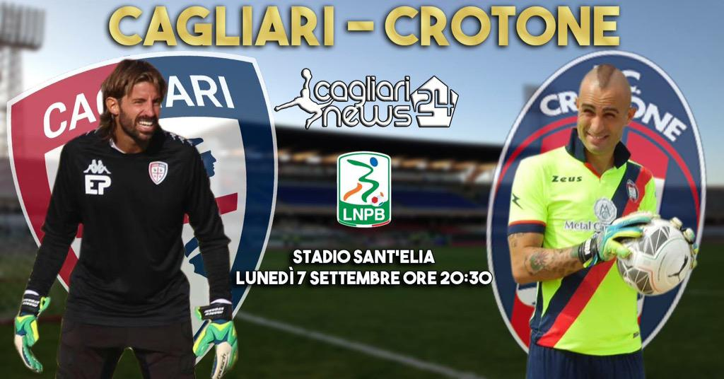 Rojadirecta Cagliari Crotone streaming gratis calcio video live diretta tv sky.