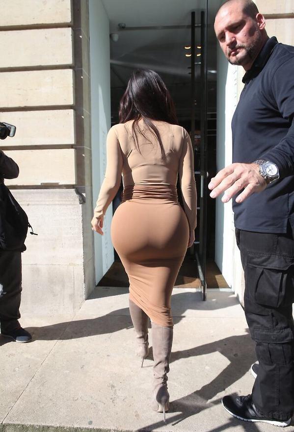Kim kardashian gros cul photos