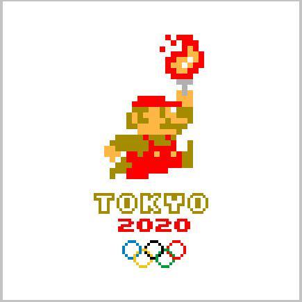 Facebookで流れてきたこのマーク。オリンピックのエンブレムこれがいいよ。 http://t.co/5RoSt4KqXN