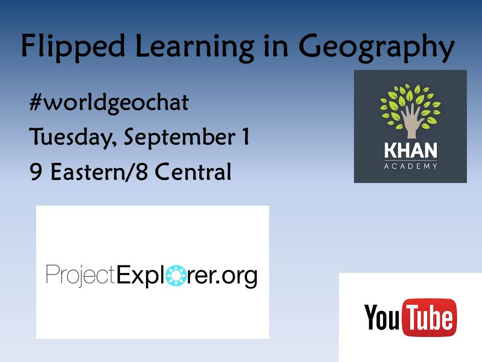 Thumbnail for #worldgeochat - September 1