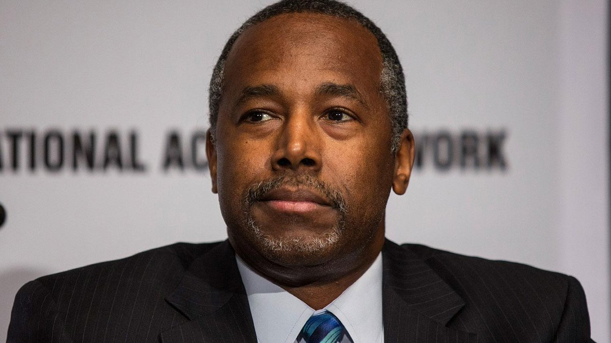 Ben Carson beats both Hillary Clinton and Biden in latest CNN poll