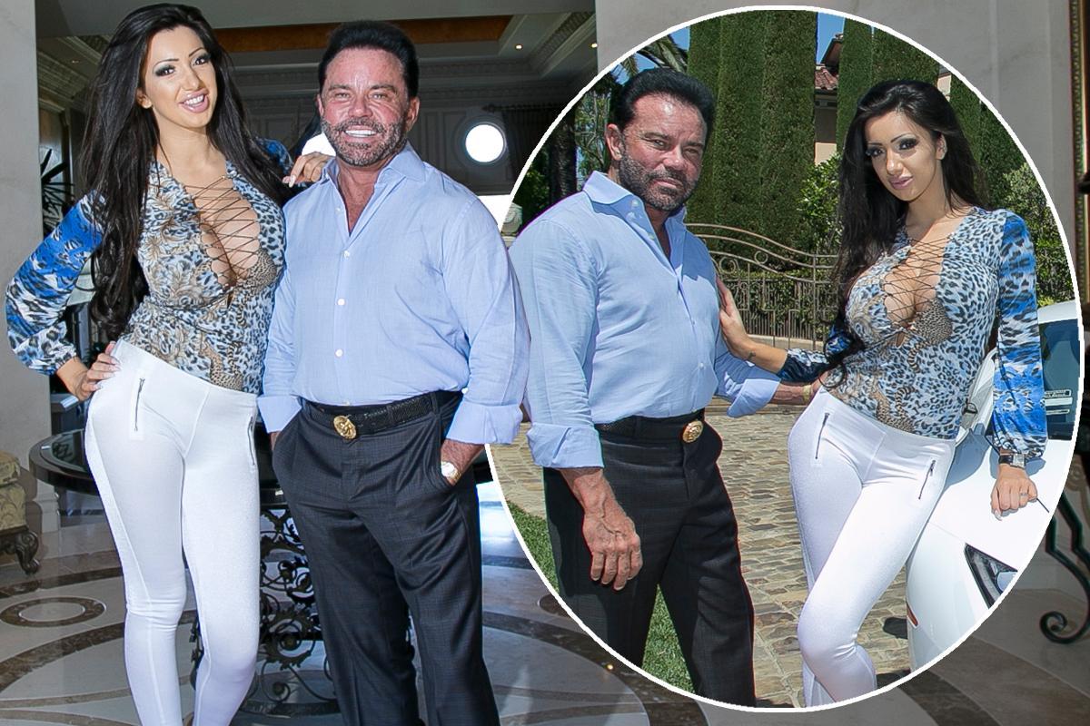 Chloe Mafia Splits From Super Rich Spearmint Rhino CEO Months After Lavish Lifestyle Reveal