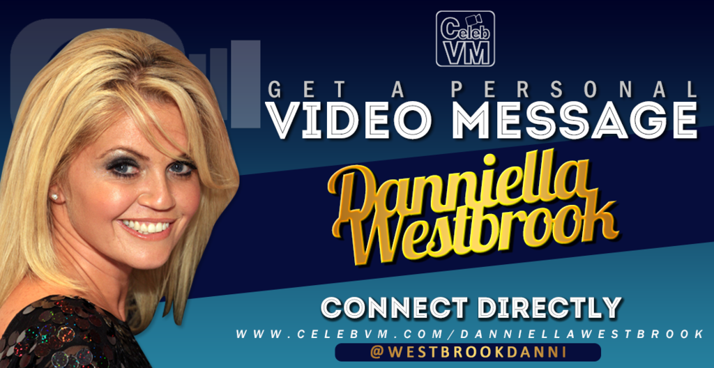 RT @CelebVM: Danniella Westbrook Personal Video Messages http://t.co/XUjQmJwdvW @westbrookdanni #EastEnders http://t.co/EO7TyMzF7u