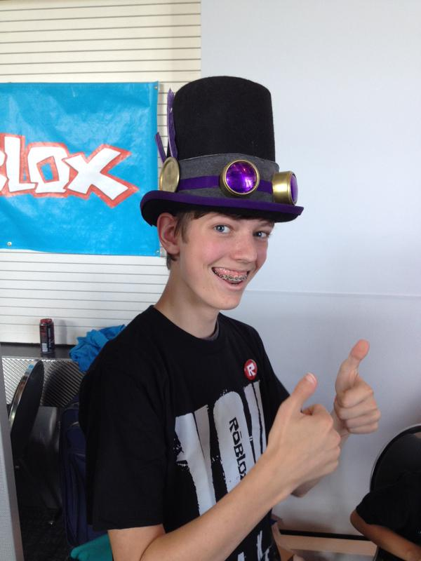 Roblox On Twitter Today Is Make A Hat Day Check Out Some Of These