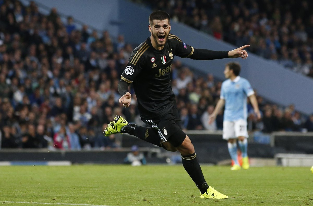 Video: Manchester City vs Juventus