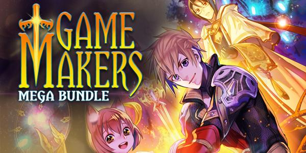 Game Makers Mega Bundle from Bundle Stars