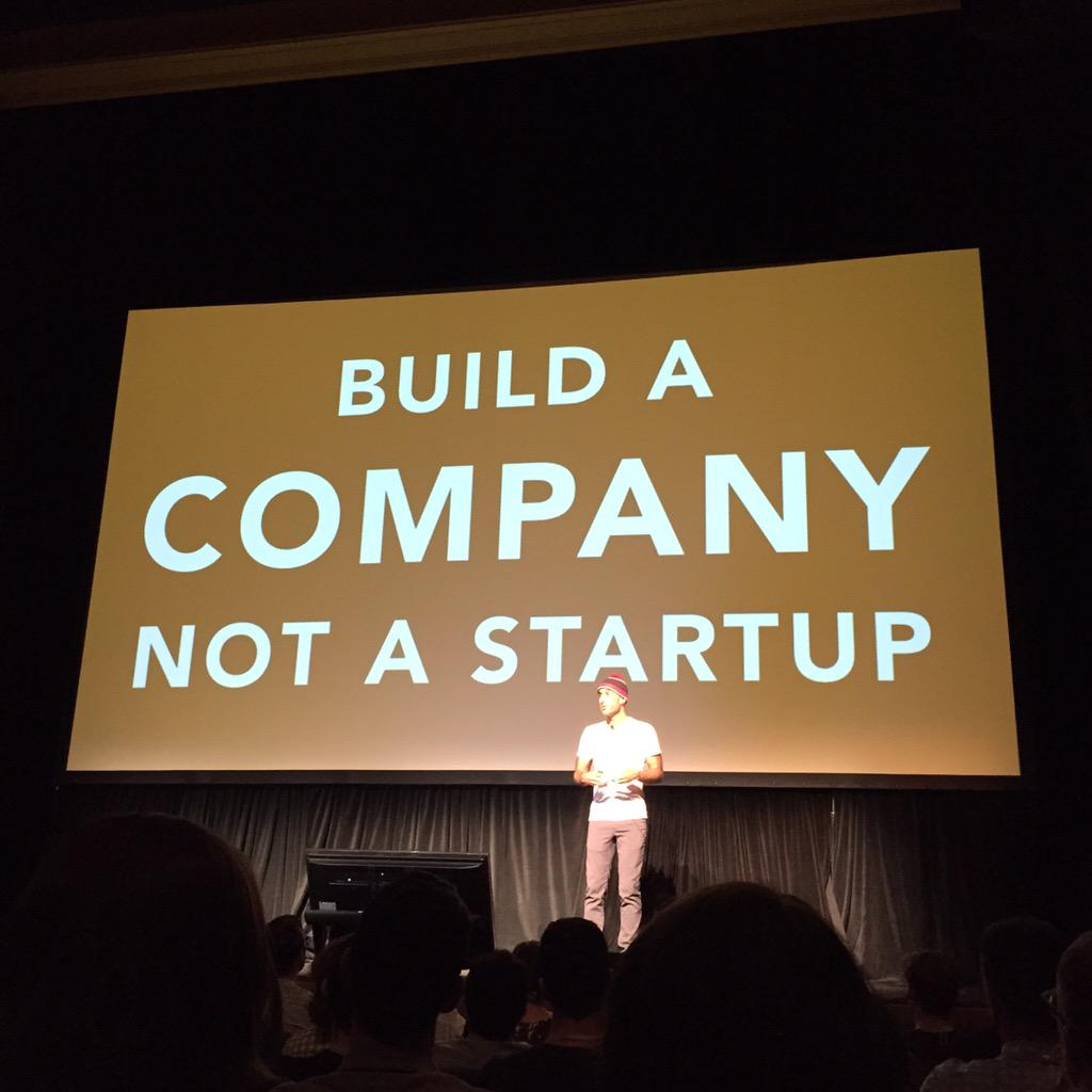 This a million times. And then a million more. @superamit #xoxofest http://t.co/7duBlqGpB4