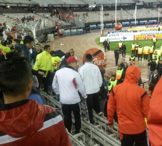 Esto es el futbol Argentino.