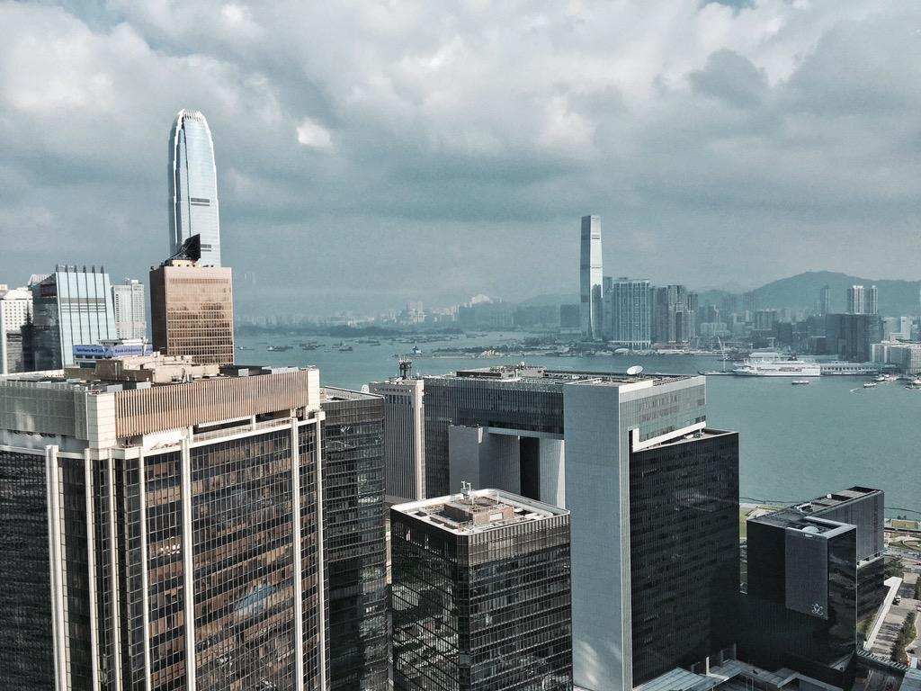 Good morning world, checkout #thisview from Cafe Gray at @UpperHouse_HKG #HongKong @TCT_Mag http://t.co/RTuN6wYnhG