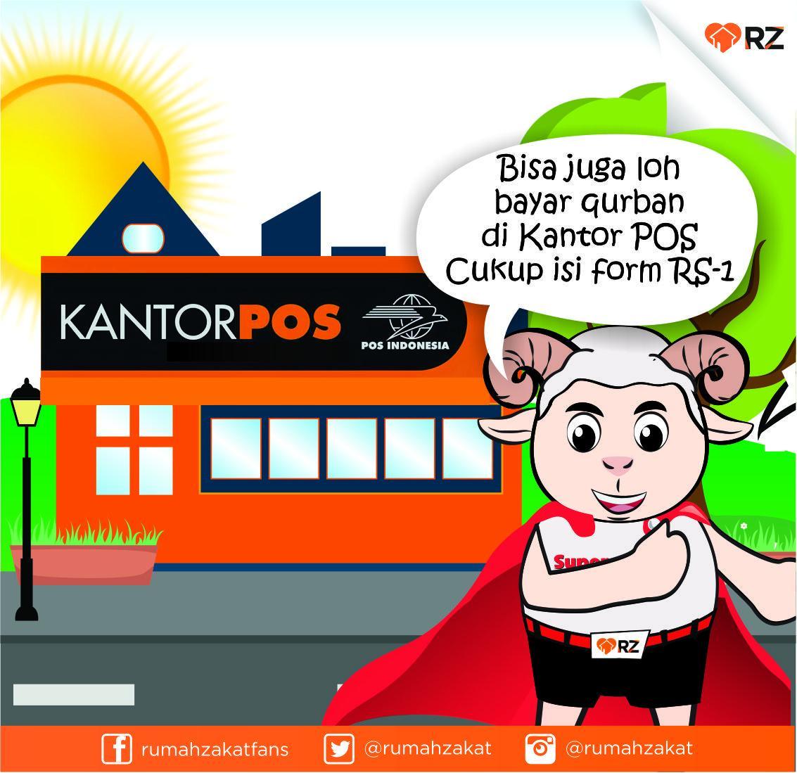Rumah Zakat On Twitter Isi Form Rs 1 Di Bagian Wesel Pos Di Kantor