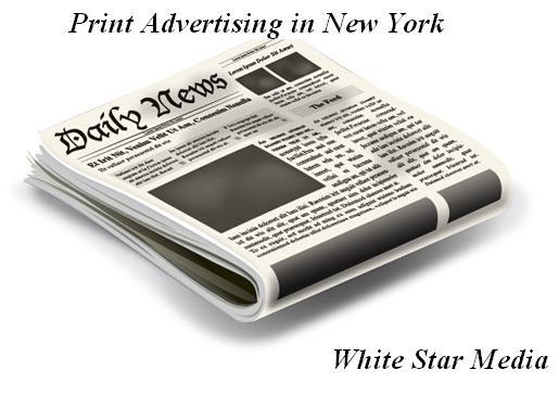 Print Advertising in NY