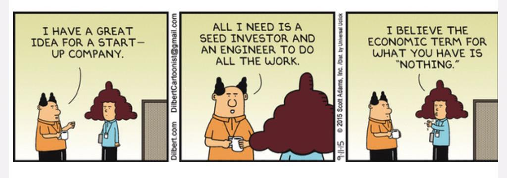 Dilbert on entrepreneurship http://t.co/zzaBXmmJCw