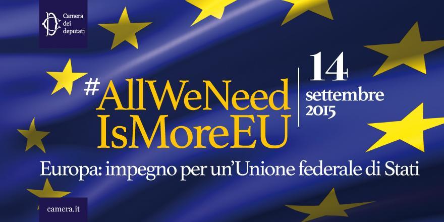Camera dei deputati on twitter allweneedismoreeu will for Camera dei deputati live
