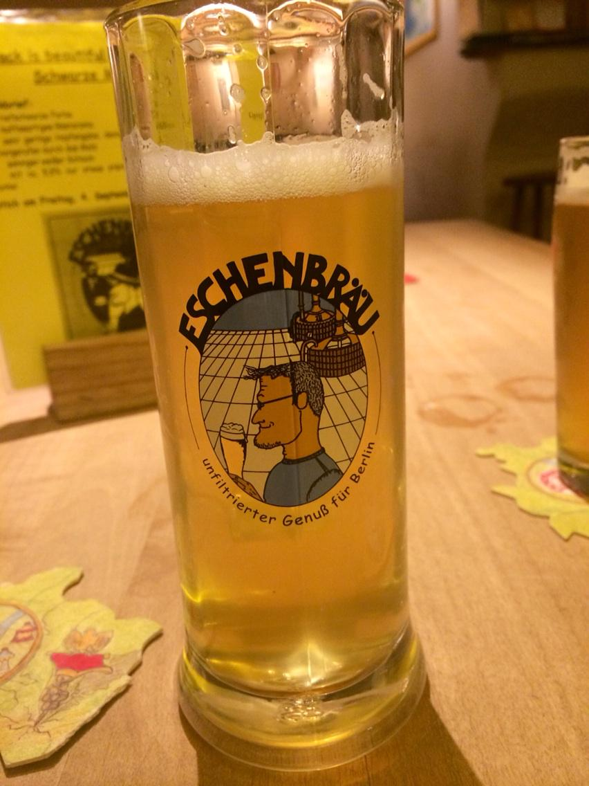 Birreria a Berlino in un weekend