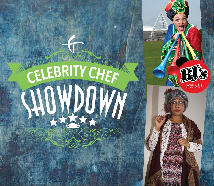 Retweet to win 2 tickets to our #celebchefshowdown at #RJs with @yebobeauty & @auntyrumba this Wed! Ends 12pm today! http://t.co/HfHrnaVo5a