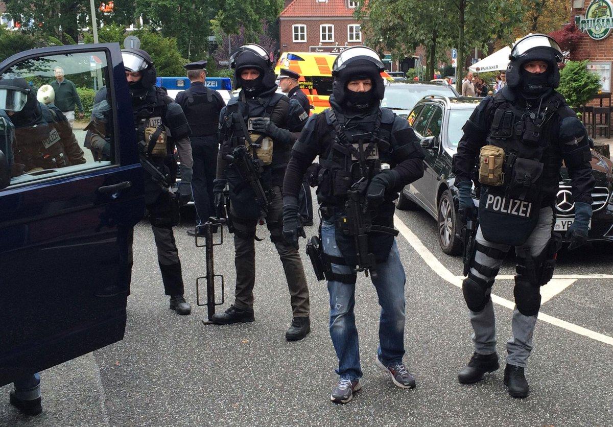 Polizei Volksdorf
