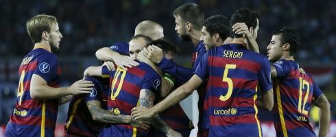 20 Barca Players To Face Roma