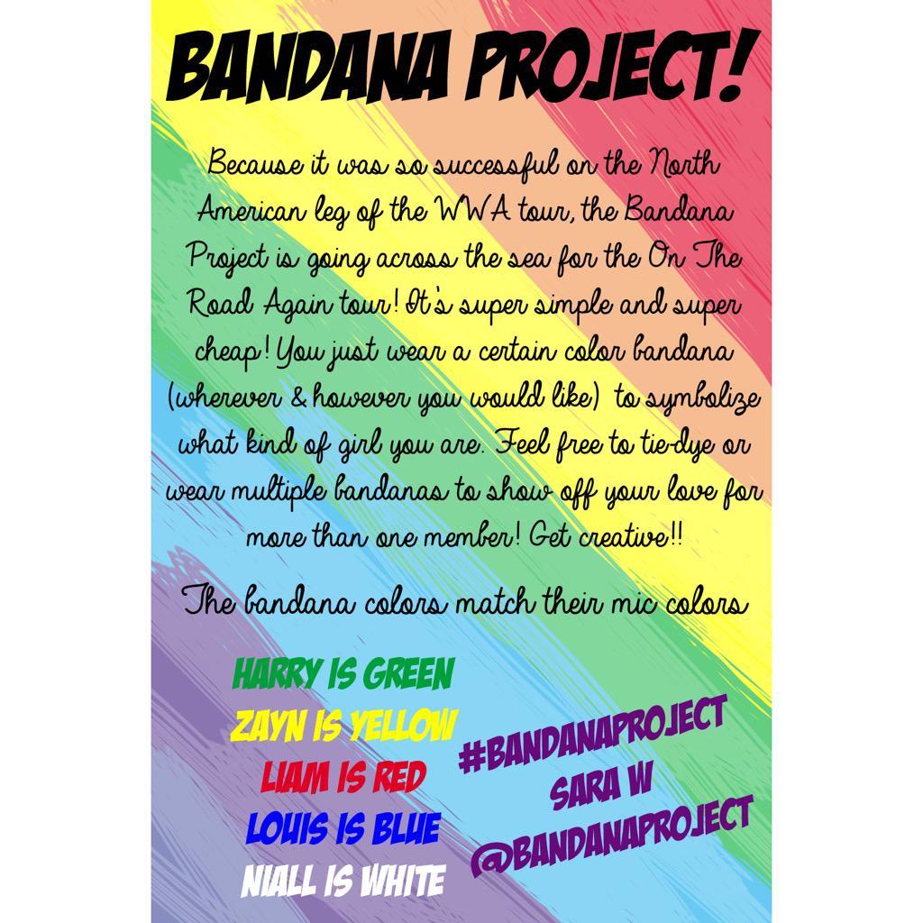 Bandanaproject Hashtag On Twitter