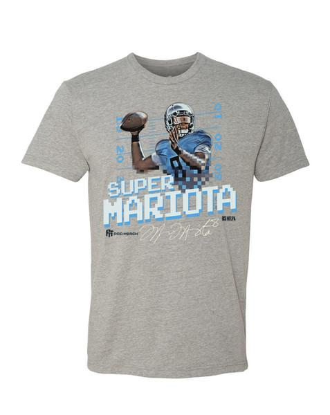 Marcus Mariota is Super