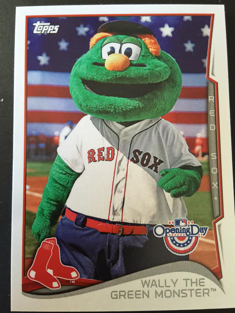RT for a chance to win this cool baseball card!  10 winners picked! #RedSox http://t.co/iElEHqt1Wx