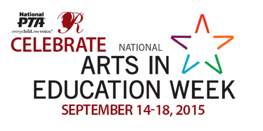 It's #ArtsEdWeek and @NationalPTA encourages you to spread the creativity all weeklong! http://t.co/OJcA3hAph2