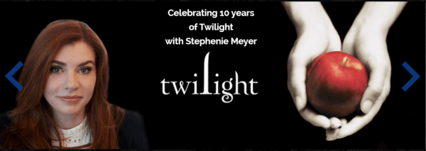 Stephenie Meyer to Appear at New York Comic Con 2015 http://t.co/wnneBNbETD http://t.co/c1nhjm5yrn