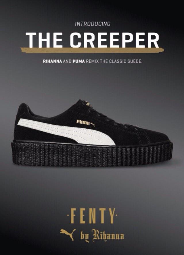 pre order the creeper puma