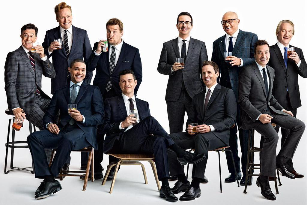 Samantha Bee Had The Perfect Reaction To Vanity Fair's All-Male Comedy Cover