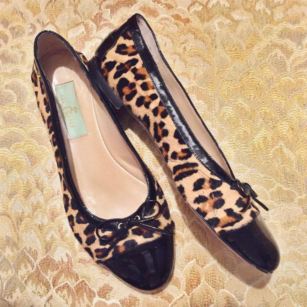 30261a970f0a  edieflats  leopard  balletflats  madeinitaly  julielopezshoespic.twitter .com wAOd4f6ztu