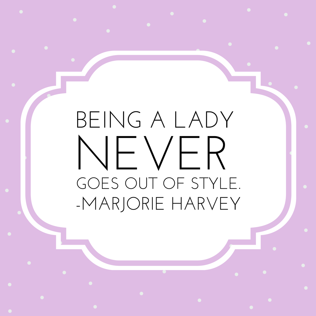 "Steve Harvey on Twitter: ""Being a lady never goes out of ..."