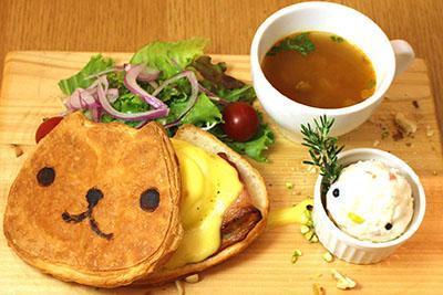 [明日オープン] 「カピバラさん」のカフェが阪急うめだ本店に限定オープン - オリジナルメニューや限定グッズ -