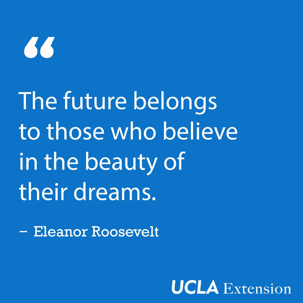 "All The Best Wishes Quotes For Future: UCLA Extension On Twitter: ""Your Bright #future Awaits You"