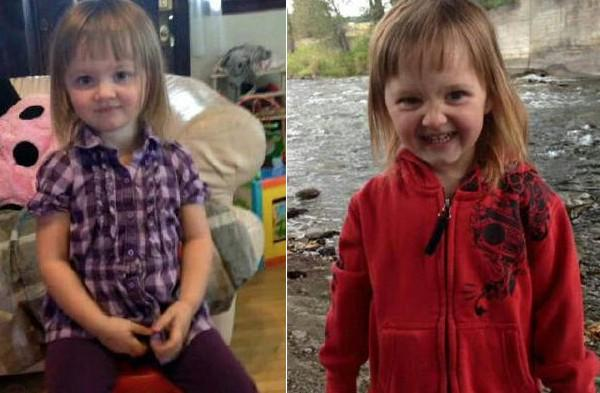 AMBER Alert issued for 2-year old Hailey Dunbar-Blanchette, may be headed into Montana: http://t.co/6FIG1KRZ1z http://t.co/lb7hOjmmcA