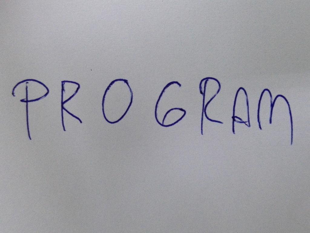 ถ้าพอมีความรู้บ้างก็เขียนโปรแกรมได้ http://t.co/yyy1G4WMKq