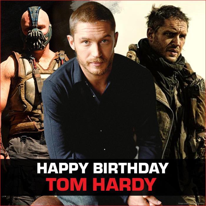 "#happybirthday Tom Hardy. ""it's Not Violence That Sets A"